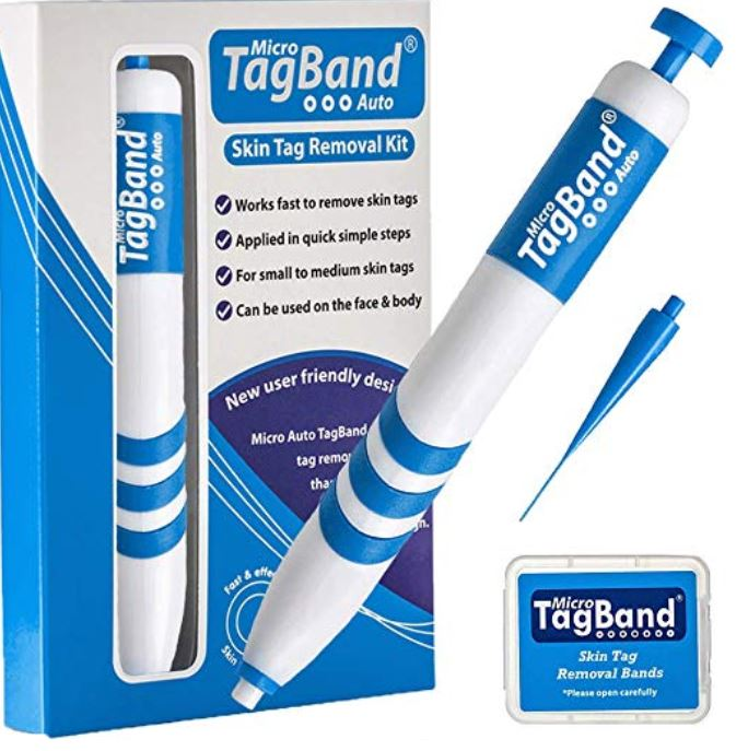 Tagband Skin Tag Removal Review It S Obvious