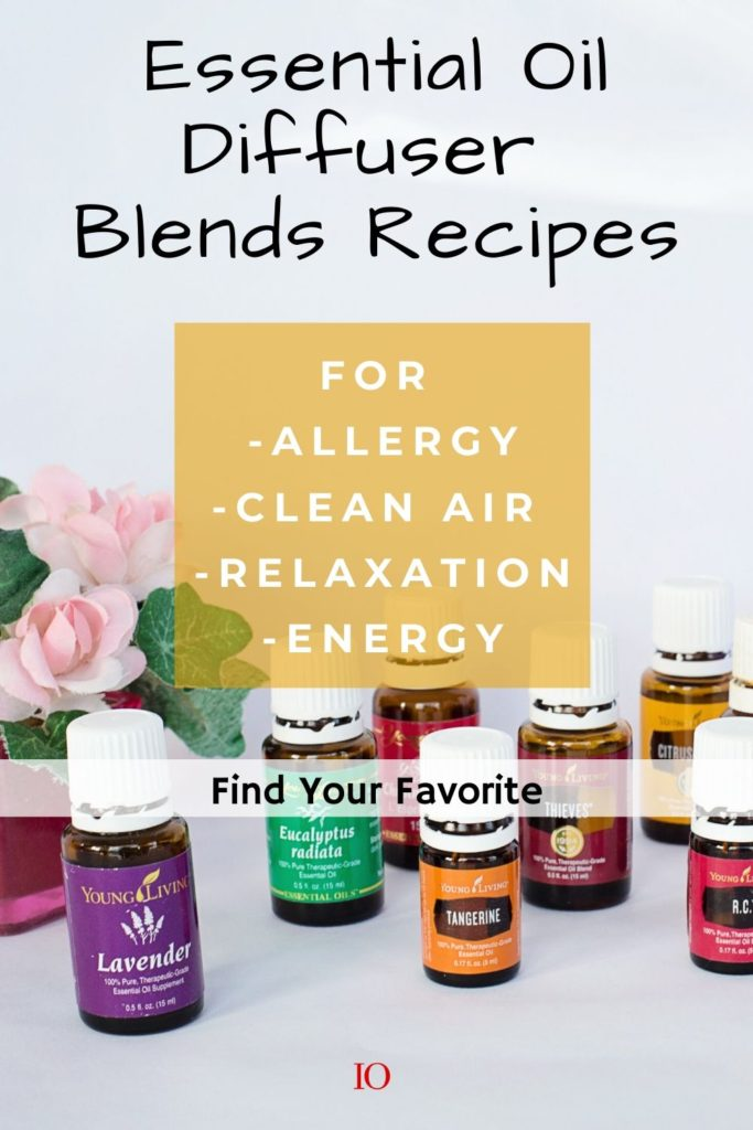 Essential Oil Diffuser Blends Recipes For Allergy Clean Air Relaxation And Energy It S Obvious
