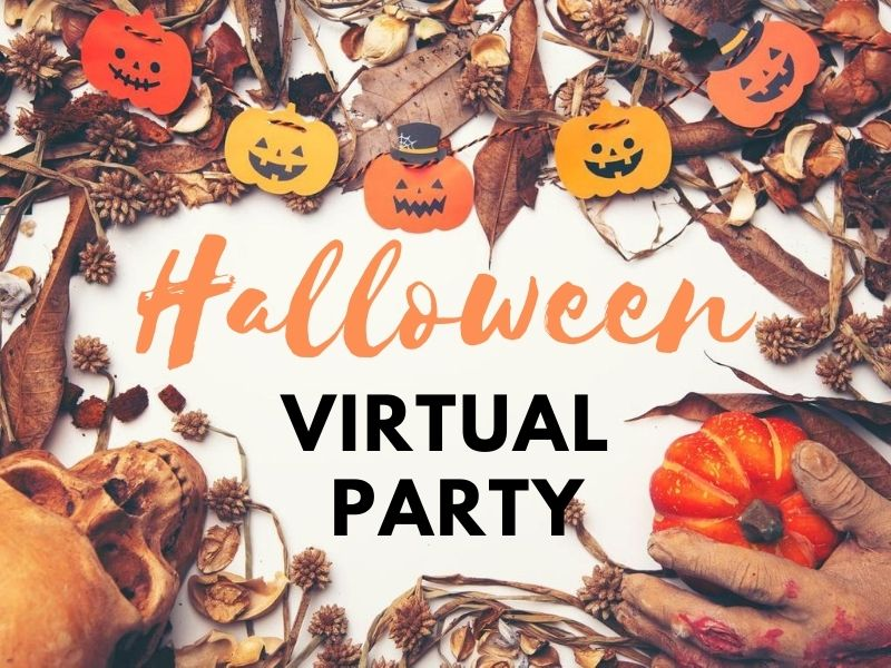 Halloween Virtual Party Games And Activities For Family It S Obvious